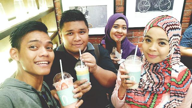 Street Churros - Kini Menetap Di Malaysia!