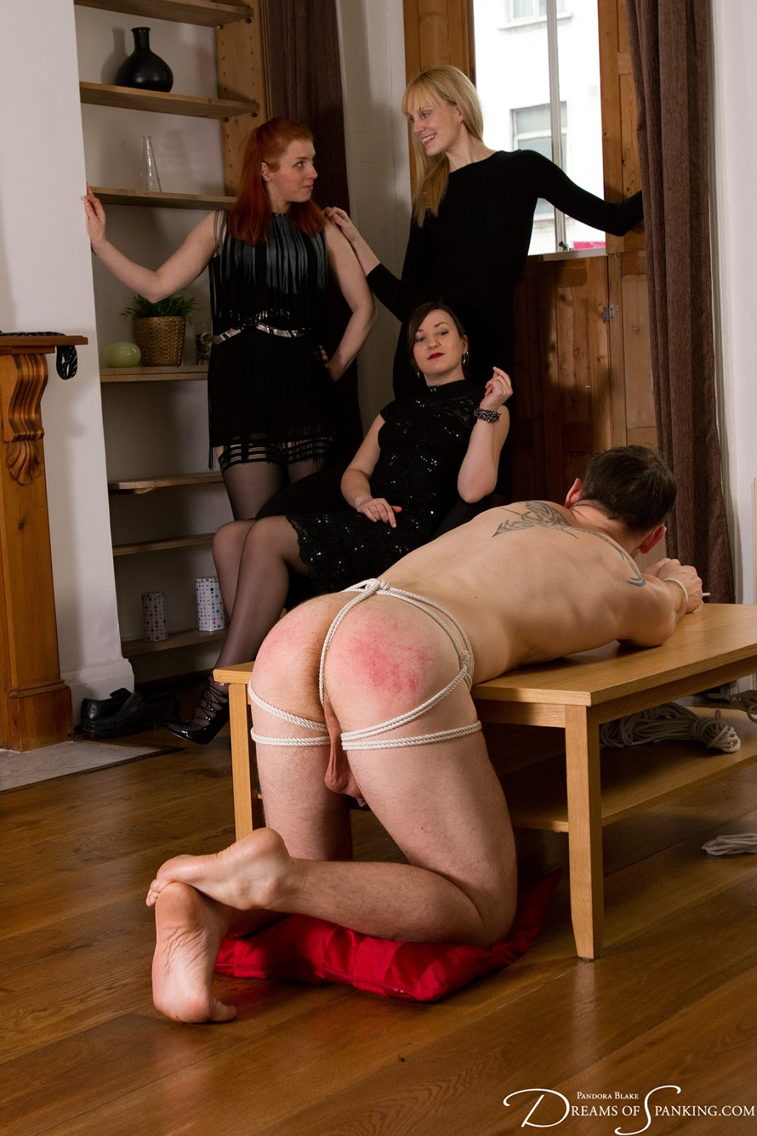 Female Spank Male Femdom Stories