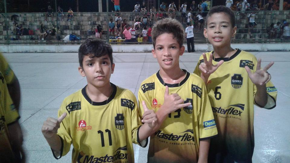 Resultado de imagem para Sociedade Esportiva Garra campeã 2017