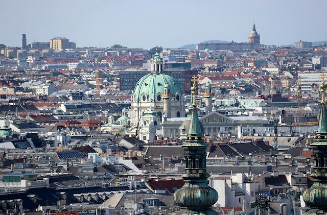 Viiden maan road trip – Itävalta, Unkari, Slovakia, Puola ja Tsekki 3