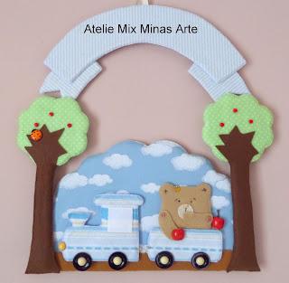 quadro-porta-maternidade-ursinho-pronta-entrega