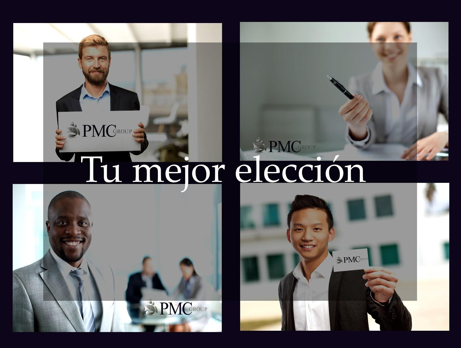 Pmc international corporation pmc group tu mejor for Tu mejor eleccion anotarse