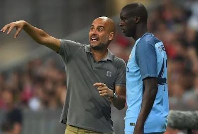 Guardiola does not like African players – Yaya Toure