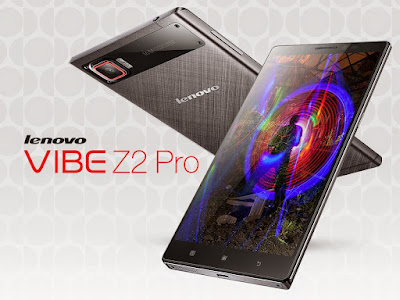 Lenovo Vibe Z2 Pro Specifications - LAUNCH Announced 2014, August Also Known As Lenovo K920 DISPLAY Type IPS LCD capacitive touchscreen, 16M colors Size 6.0 inches (~78.3% screen-to-body ratio) Resolution 1440 x 2560 pixels (~490 ppi pixel density) Multitouch Yes Protection Protection Corning Gorilla Glass 3 BODY Dimensions 156 x 81.3 x 7.7 mm (6.14 x 3.20 x 0.30 in) Weight 179 g (6.31 oz) SIM Dual SIM (Micro-SIM, dual stand-by) PLATFORM OS Android OS, v4.4.2 (KitKat), upgradable to v5.0.2 (Lollipop) CPU Quad-core 2.5 GHz Krait 400 Chipset Qualcomm MSM8974AC Snapdragon 801 GPU 32 GB, 3 GB RAM MEMORY Card slot No Internal vv CAMERA Primary 16 MP, f/2.2, OIS, autofocus, dual-LED flash Secondary 5 MP Features Geo-tagging, touch focus, face detection, panorama, HDR Video 2160p@30fps, 1080p@30fps NETWORK Technology GSM / HSPA / LTE 2G bands GSM 850 / 900 / 1800 / 1900 - SIM 1 & SIM 2 3G bands HSDPA 850 / 900 / 1700 / 1900 / 2100 4G bands LTE band 1(2100), 3(1800), 5(850), 7(2600), 8(900), 20(800) Speed HSPA 42.2/5.76 Mbps, LTE Cat4 150/50 Mbps GPRS Yes EDGE Yes COMMS WLAN Wi-Fi 802.11 a/b/g/n/ac, dual band, hotspot NFC Yes GPS Yes, with A-GPS, GLONASS USB microUSB v2.0 Radio FM radio Bluetooth v4.0, A2DP FEATURES Sensors Accelerometer, proximity, compass Messaging SMS(threaded view), MMS, Email, Push Mail, IM Browser HTML5 Java No SOUND Alert types Vibration; MP3, WAV ringtones Loudspeaker Yes 3.5mm jack Yes  - Active noise cancellation with dedicated mic BATTERY  Non-removable Li-Po 4000 mAh battery Stand-by Up to 948 h Talk time Up to 45 h Music play  MISC Colors Black, Gold, White  - Air gestures - MP4/H.264 player - MP3/WAV/WMA/eAAC+ player - Photo/video editor - Document viewer - Voice memo/dial