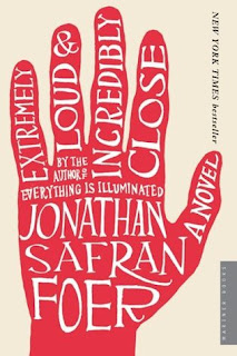 Extremely Loud and Incredibly Close, Jonathan Safran Foer, InToriLex