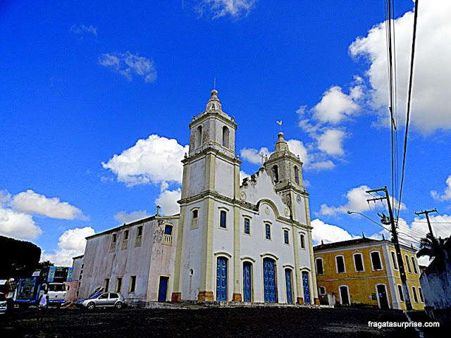 Igreja da Vitória, Matriz de São Cristóvão, Sergipe