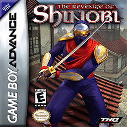 The Revenge of Shinobi ( BR ) [ GBA ]