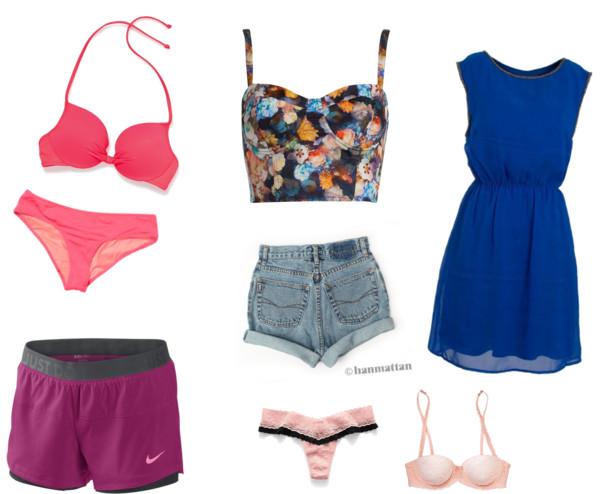 1b6f19849f31 Jag blev så otroligt glad då jag fick veta att det finns Victoria's Secret  i Dubai, för jag älskar deras underkläder och bikinis! Victoria's secret är  typ ...