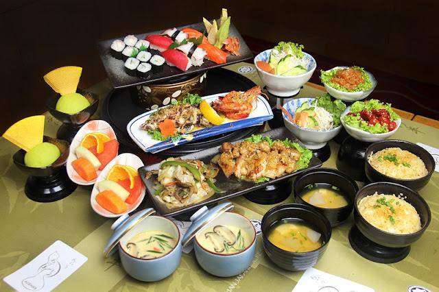 Sushi Gozen RM58.00+ per person