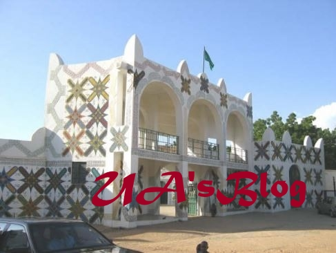 Breaking News: Tension As Govt Deploys Heavily Armed Security Men To Kano Emir's Palace