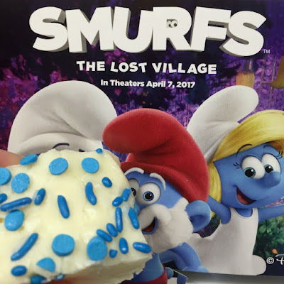 Smurfs the Lost Village drinks