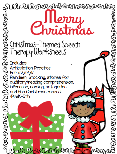 Christmas Speech