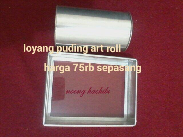 JELLY ART TOOLS   ALAT SENI MEMBUAT PUDING: LOYANG
