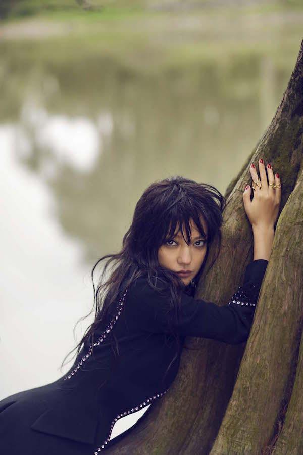 Vicki Zhao Wei T Magazine, Zhao Wei by Chen Man