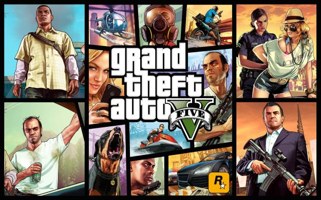Grand Theft Auto V Game Free Download