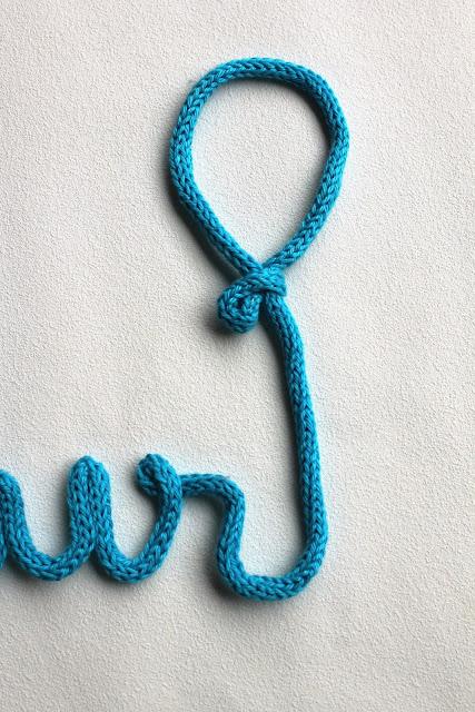 Prenom en tricotin