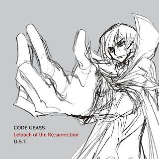 CODE GEASS Fukkatsu no Lelouch O S T  ~ Otaku World