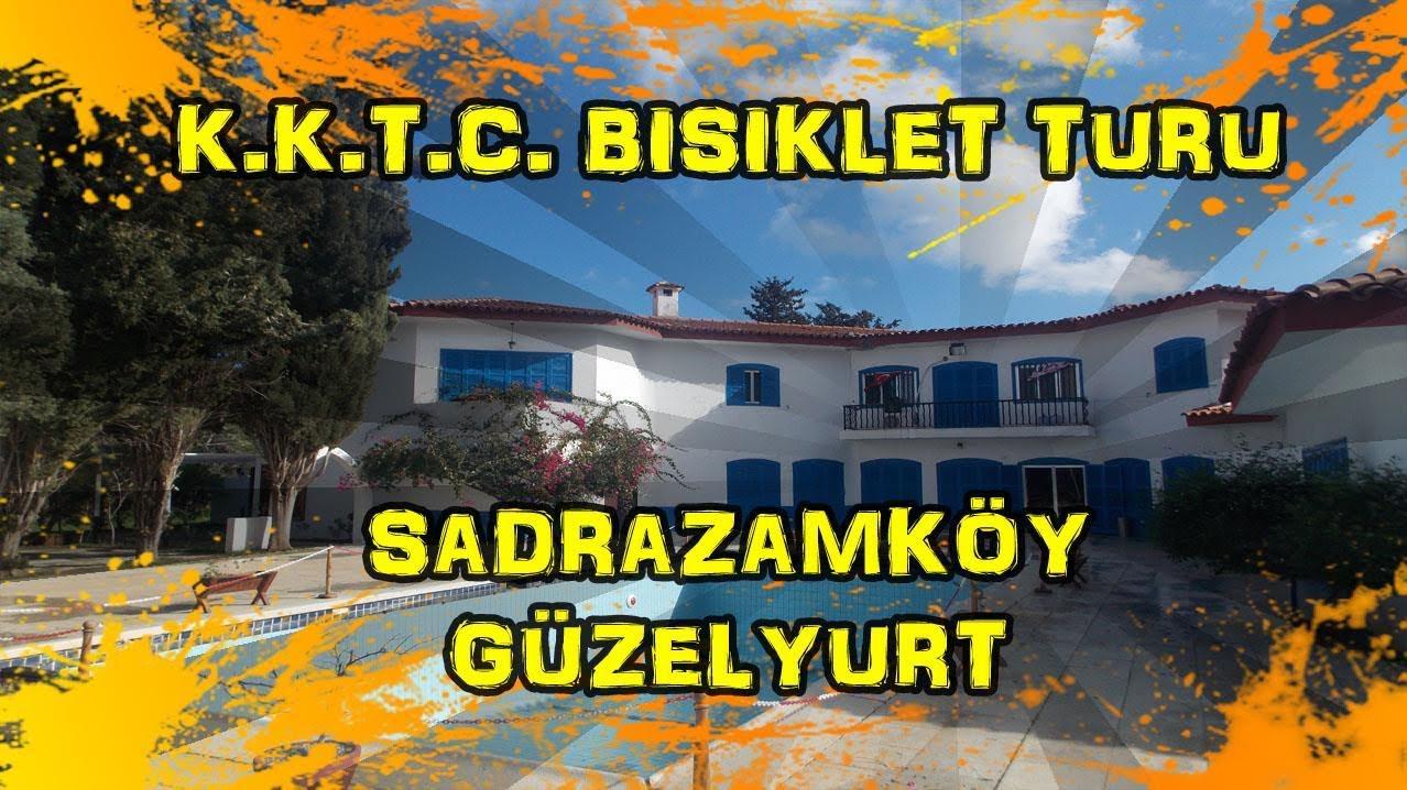 2018/12/12 K.K.T.C. Bisiklet Turu - Sadrazamköy ~ Güzelyurt