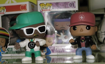 Public Enemy Pop! Rock Vinyl Figures by Funko