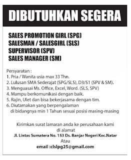PT. Cahaya Lampung Selatan