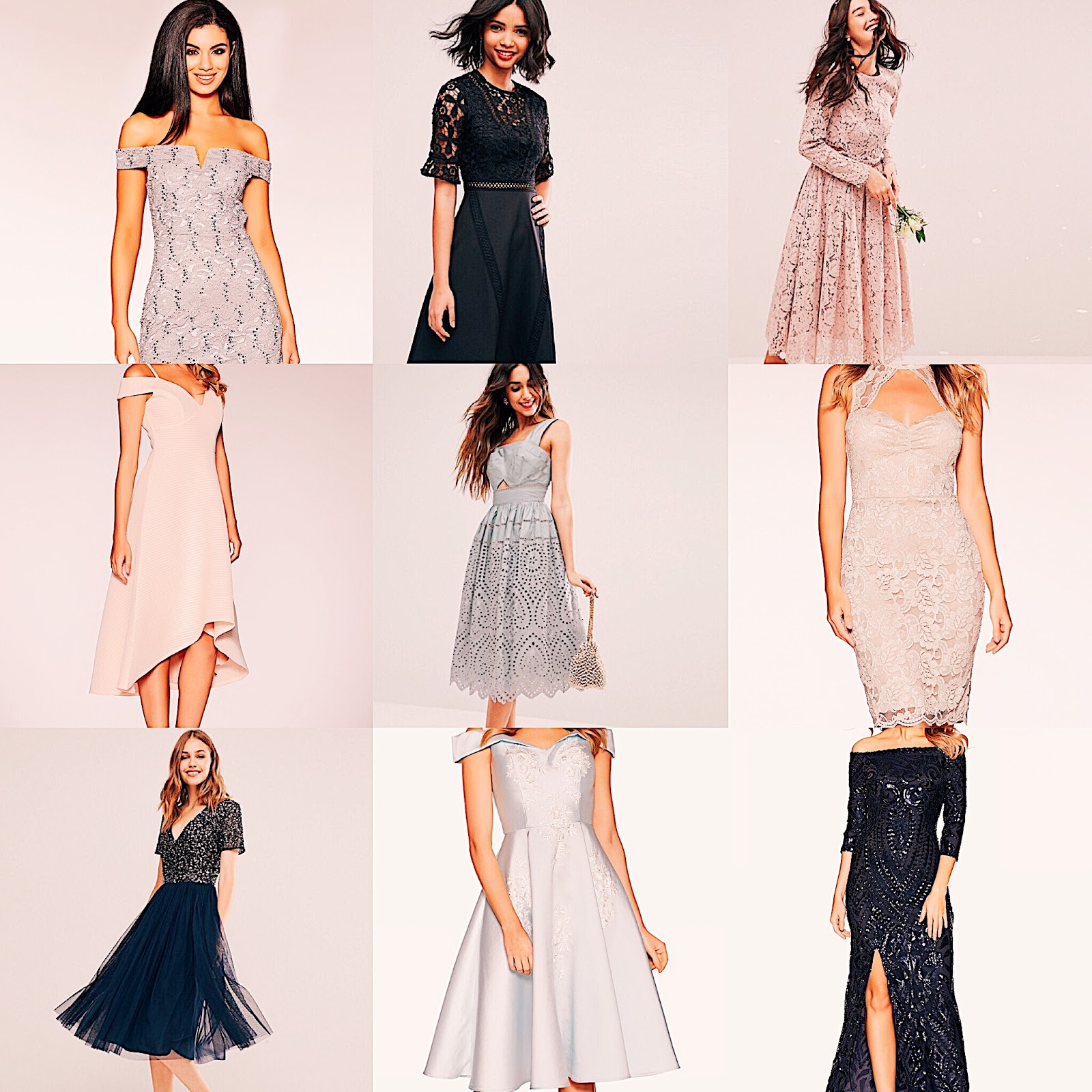 asos dress, quiz clothing dress, occasion wear dresses, occasion wear shopping tips, factors to consider when shopping for occasion wear