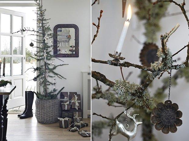 detalles del árbol de Navidad