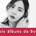 Sim, a BoA lançará dois álbuns no Japão!