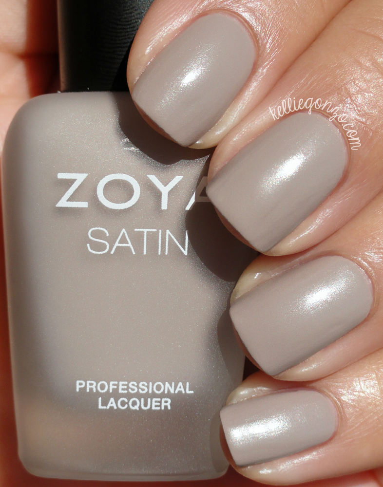 Zoya Rowan Naturel Satins