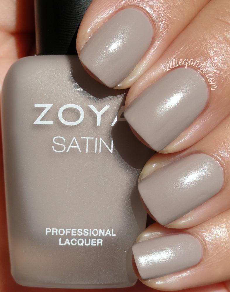Zoya Rowan Naturel Satins