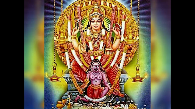 Attukal-Amma-Image