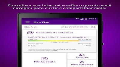 Bonus conta digital vivo