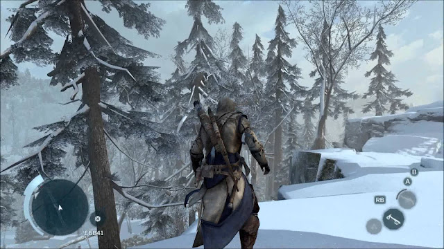Assassin's Creed III - Xbox360 - Captura 4