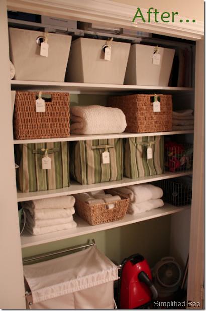 Complete Guide Imperfect Linen Closet Ideas