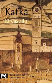 Portada de El Castillo de Franz Kafka