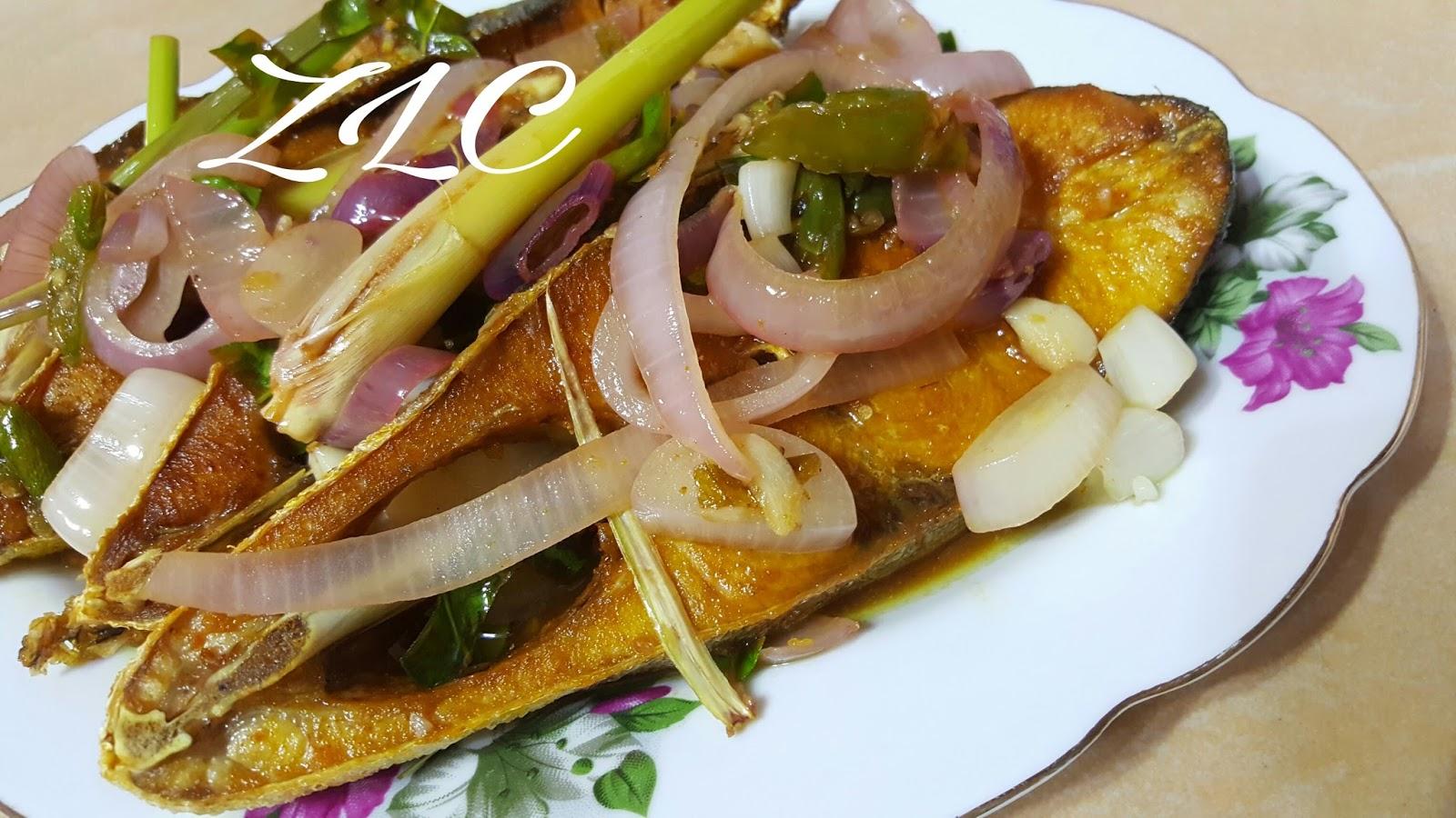 Resepi Ikan Talang Segar Masak Asam ~ Resep Masakan Khas