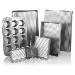 awesome eco-friendly 6th anniversary gift usa pan baking set