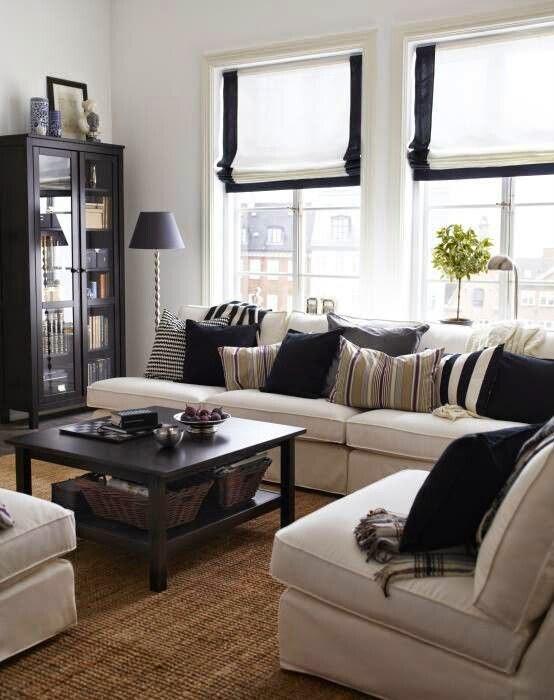 30 White Living Room Ideas: 30 Ideas De Decoración De Salas Pequeñas Modernas Con Fotos
