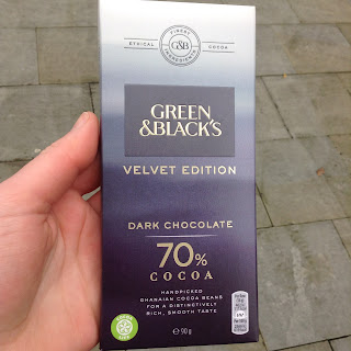 Green & Blacks Velvet Edition 70% Dark Chocolate