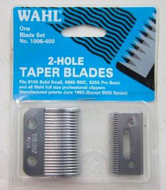 super taper blade set Original