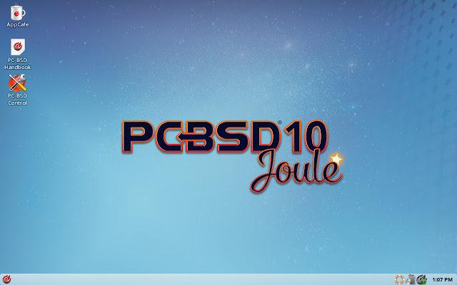 PC-BSD Lumina Desktop - First impression