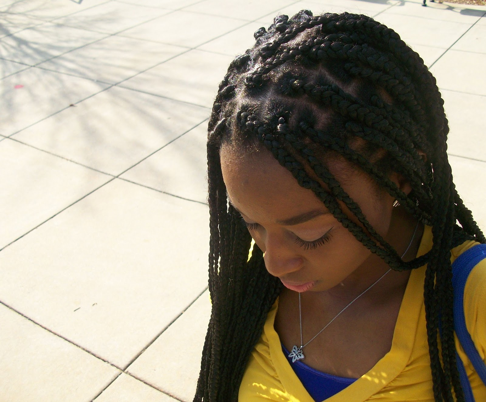 Hairstyles With Large Braids: 27 Big Braids Hairstyles For Women