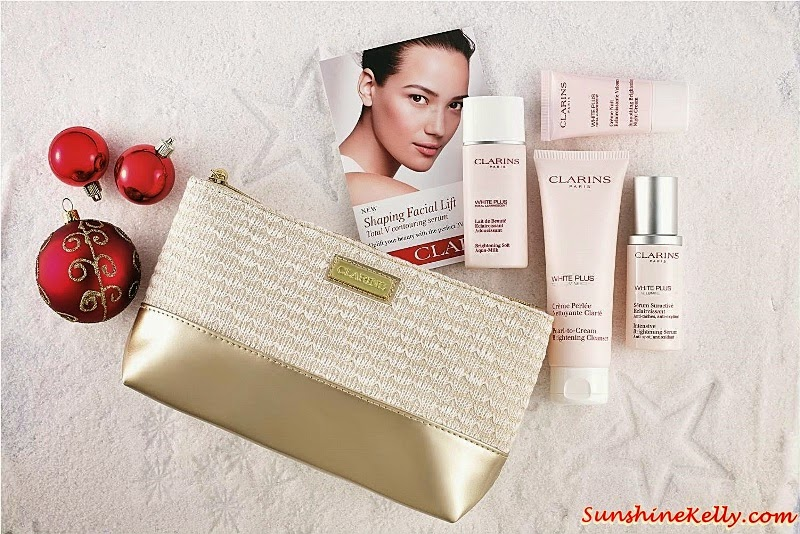 Clarins Brightening Basics Set, Clarins Christmas set, Clarins gift set, Clarins, Clarins malaysia, Gift Sets, Christmas Gift,