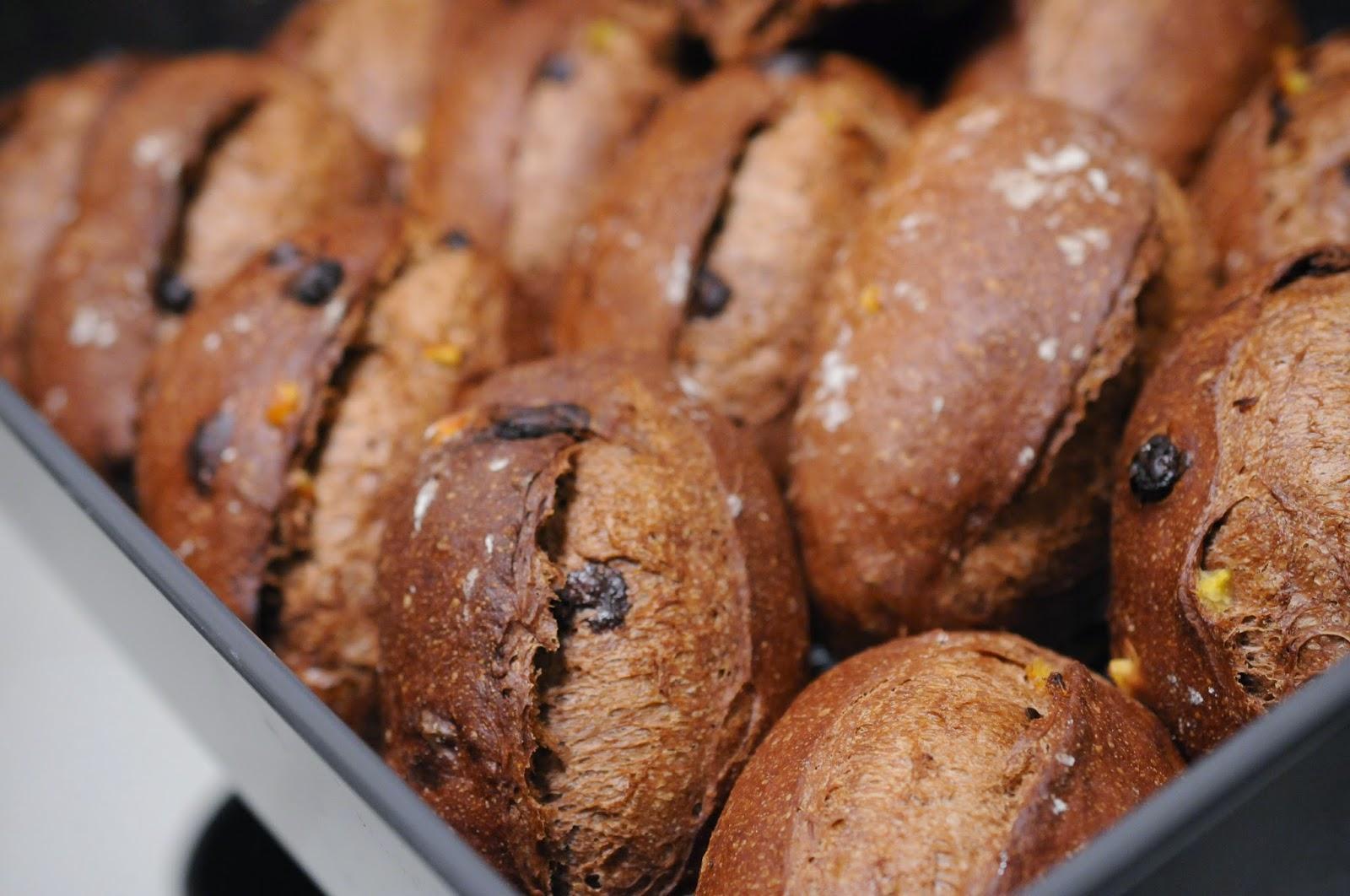 麵包教我的事: 巧克力軟法、巧克力戚風