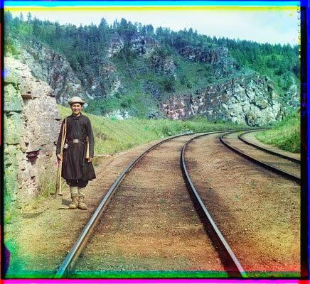 Aiguilleur Bachkir-ete 1910