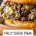 Philly Cheese Steak Sloppy Joes