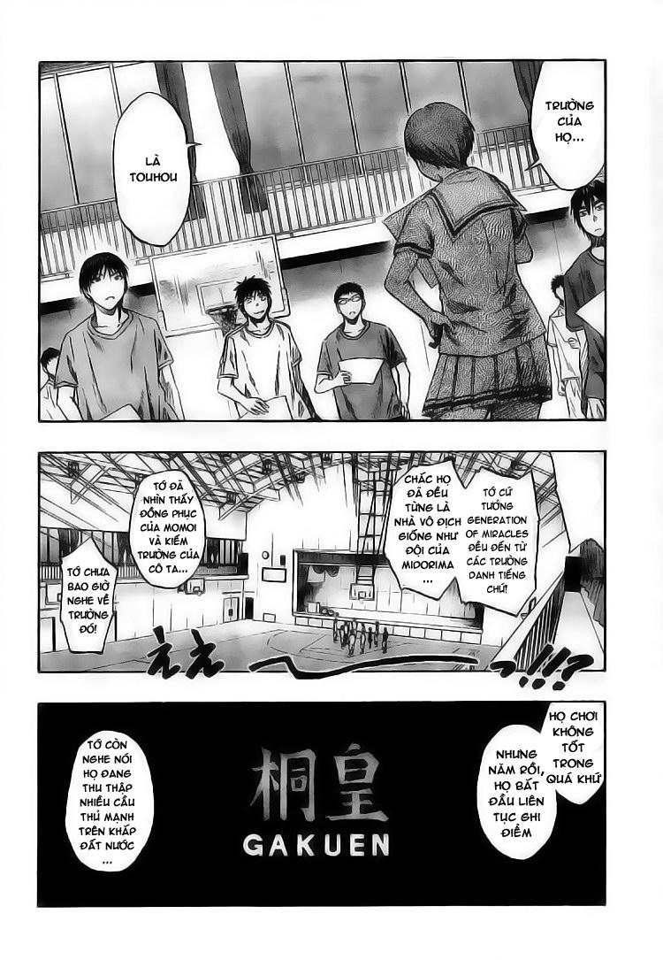 Kuroko No Basket chap 040 trang 15