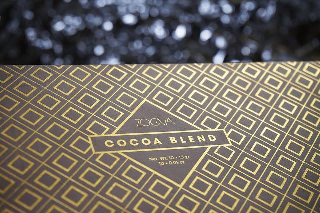 Czekolada, która nie tuczy - seria o czekoladowych paletach | Zoeva Cocoa Blend