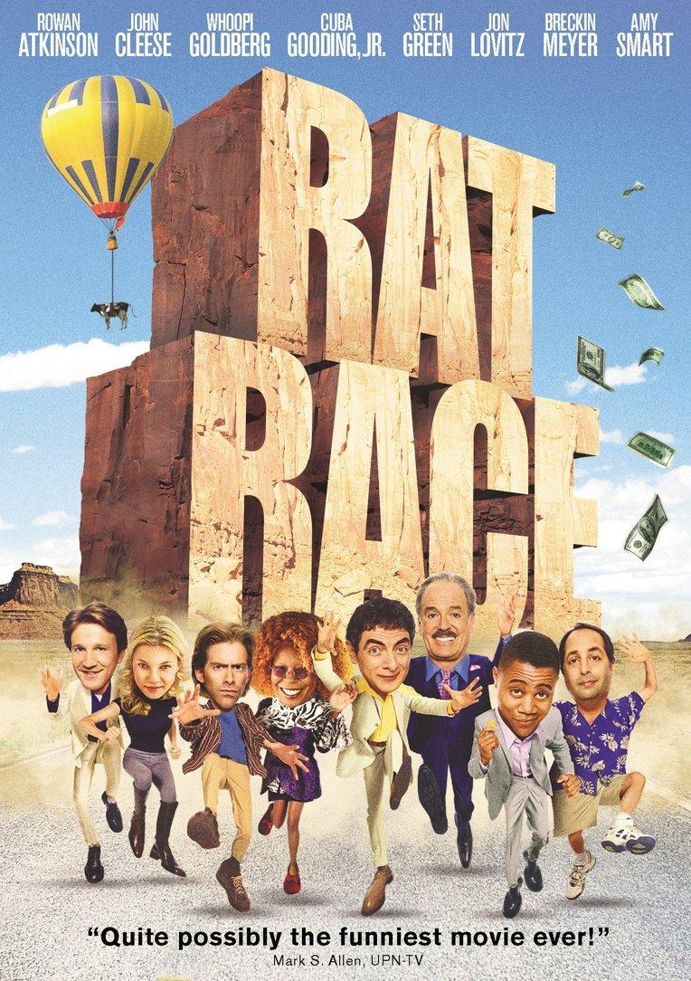 Xem Phim Cuộc Đua Khốc Liệt - Rat Race
