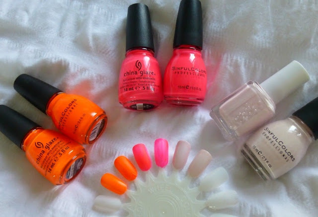 China Glaze Pool Party Nail Polish Dupe
