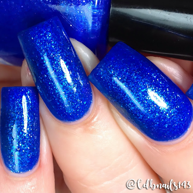 Leesha's Lacquer-Icy Stare